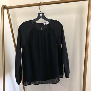Calvin Klein - XS - Black Dress Shirt